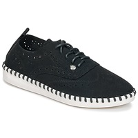 Schoenen Dames Derby LPB Shoes DIVA Zwart