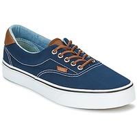 Schoenen Lage sneakers Vans ERA Blauw