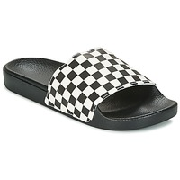 Schoenen Heren Slippers Vans MN SLIDE-ON Zwart