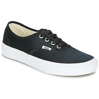 Schoenen Dames Lage sneakers Vans AUTHENTIC Zwart