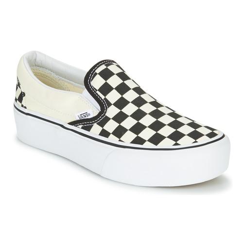 vans schoenen dames wit