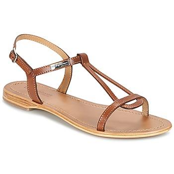 Schoenen Dames Sandalen / Open schoenen Les Tropéziennes par M Belarbi HAMESS Tan