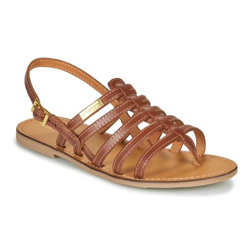Schoenen Dames Sandalen / Open schoenen Les Tropéziennes par M Belarbi HERILO Brown