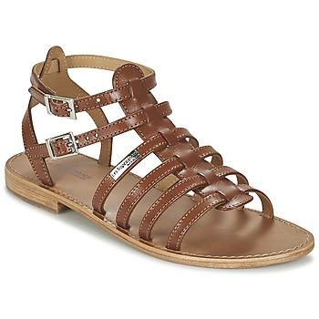 Schoenen Dames Sandalen / Open schoenen Les Tropéziennes par M Belarbi HIC Tan
