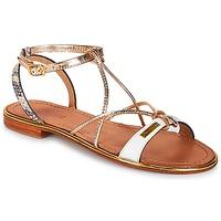 Schoenen Dames Sandalen / Open schoenen Les Tropéziennes par M Belarbi HIRONDEL Wit
