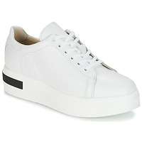 Schoenen Dames Lage sneakers Sweet Lemon BISTRO Wit