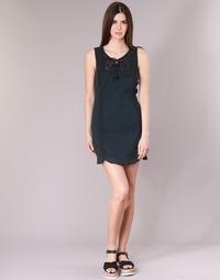 Textiel Dames Korte jurken Banana Moon ELEANOR MAKENNA Zwart