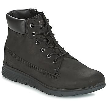 Schoenen Kinderen Laarzen Timberland KILLINGTON 6 IN Zwart