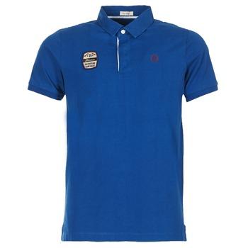 Textiel Heren Polo's korte mouwen Serge Blanco DOSSART 15 Blauw
