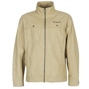 Textiel Heren Wind jackets Columbia TOLMIE BUTTE JACKET Beige