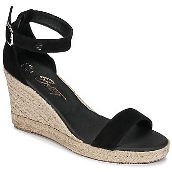 Schoenen Dames Sandalen / Open schoenen Betty London INDALI Zwart