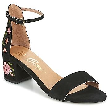 Schoenen Dames Sandalen / Open schoenen Betty London INNUMUTU Zwart