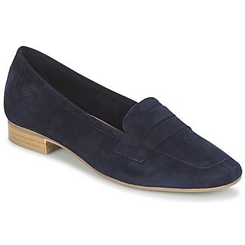 Schoenen Dames Mocassins Betty London INKABO Blauw