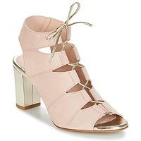 Schoenen Dames Sandalen / Open schoenen Betty London INALU Roze