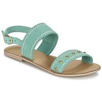 Schoenen Dames Sandalen / Open schoenen Betty London IKARI Blauw