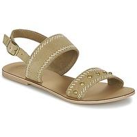 Schoenen Dames Sandalen / Open schoenen Betty London IKARI Beige