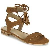Schoenen Dames Sandalen / Open schoenen Betty London IKARA Brown