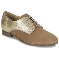 Schoenen Dames Derby Betty London IKATI Brown
