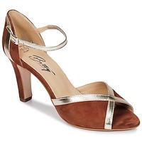 Schoenen Dames Sandalen / Open schoenen Betty London IFLORE Brown