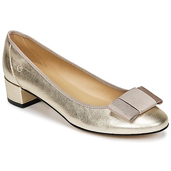 Schoenen Dames Ballerina's Betty London IRAFONE Goud
