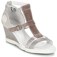 Schoenen Dames Sandalen / Open schoenen Pataugas WAMI-F2B Grijs