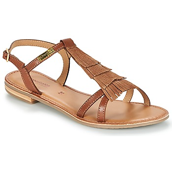 Schoenen Dames Sandalen / Open schoenen Les Tropéziennes par M Belarbi BELIE Tan
