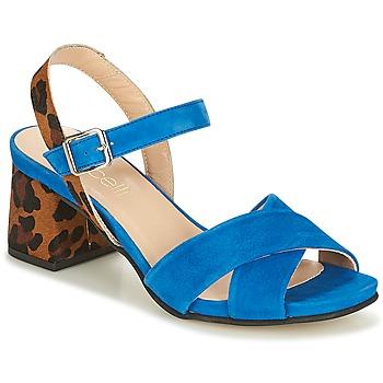 Schoenen Dames Sandalen / Open schoenen Fericelli IMOLGA Blauw