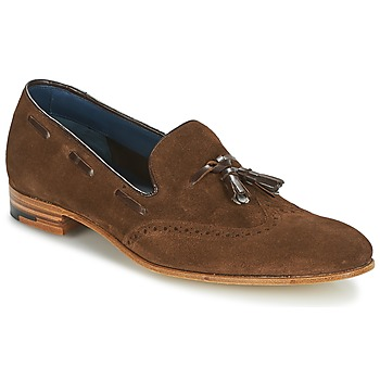 Schoenen Heren Mocassins Barker RAY Brown