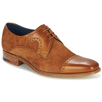 Schoenen Heren Derby Barker APOLLO Brown