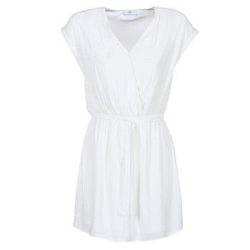 Textiel Dames Korte jurken Le Temps des Cerises FORKATON Wit