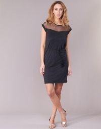 Textiel Dames Korte jurken Le Temps des Cerises JURIETO Zwart