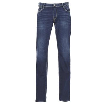 Textiel Heren Skinny jeans Le Temps des Cerises LOURITA Blauw / Brut
