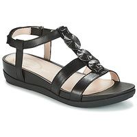 Schoenen Dames Sandalen / Open schoenen Stonefly EVE Zwart