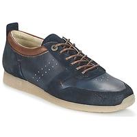 Schoenen Heren Lage sneakers Kickers OLYMPEI Marine