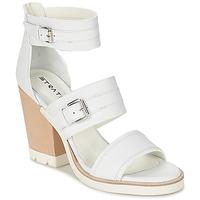 Schoenen Dames Sandalen / Open schoenen Strategia BARREA Wit