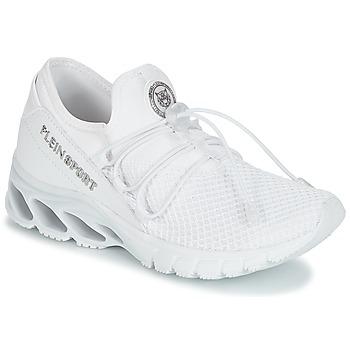 Schoenen Dames Lage sneakers Philipp Plein Sport KRISTEL Wit