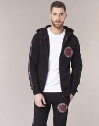 Textiel Heren Sweaters / Sweatshirts Philipp Plein Sport FLY HIGH Zwart
