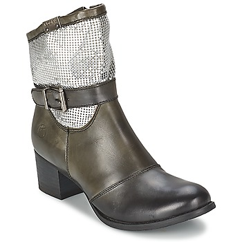 Schoenen Dames Enkellaarzen Kdopa PENY Zwart