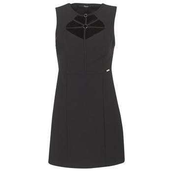 Textiel Dames Korte jurken Guess SLOREPA Zwart