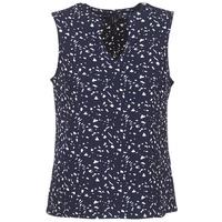 Textiel Dames Tops / Blousjes Vero Moda VMBALI Marine