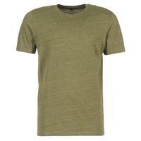 Textiel Heren T-shirts korte mouwen Jack & Jones TABLE CORE Kaki