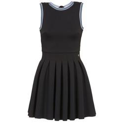 Textiel Dames Korte jurken Manoush ATHLETE Zwart