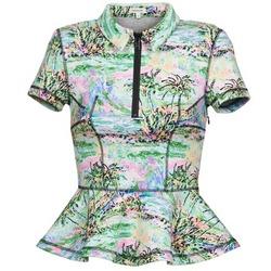 Textiel Dames Tops / Blousjes Manoush PALMIER Zwart