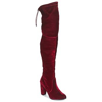 Schoenen Dames Lieslaarzen Buffalo  Rood