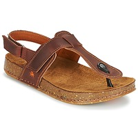 Schoenen Dames Sandalen / Open schoenen Art WE WALK Brown
