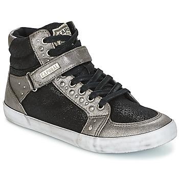 Schoenen Dames Hoge sneakers Kaporal SNATCHY Zwart