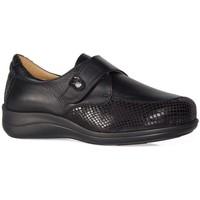 Schoenen Dames Nette schoenen Calzamedi S  TEXTURE STRETCH W NEGRO