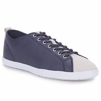 Schoenen Heren Lage sneakers Bobbie Burns BOBBIE LOW Blauw