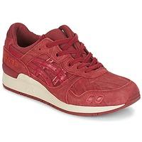 Schoenen Heren Lage sneakers Asics GEL-LYTE III Bordeaux