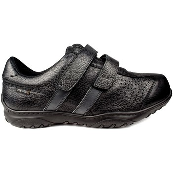 Schoenen Dames Lage sneakers Calzamedi DEPORTIVO DIABETIC M NEGRO